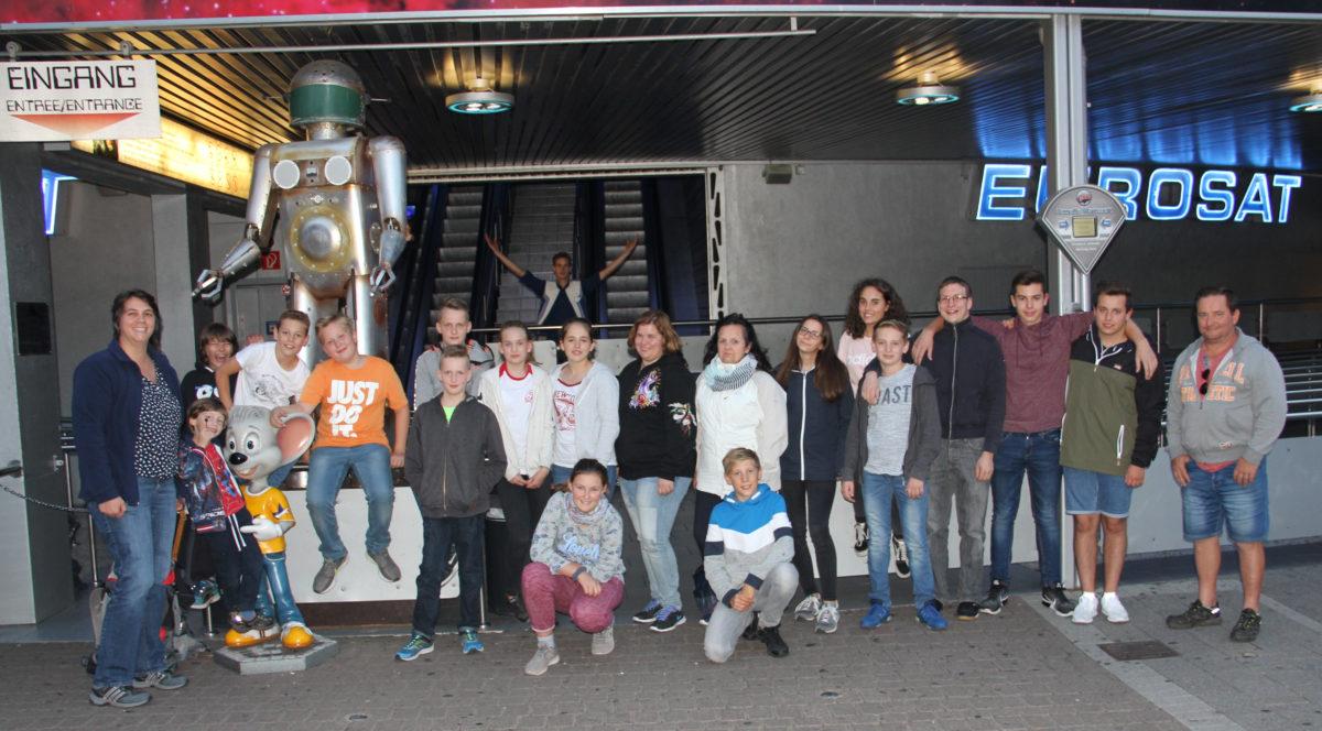 Ausflug Jugendorchester Europapark